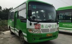 南京960路公交车路线