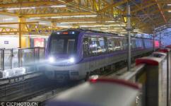 南京地铁4号线路线