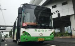 南京864路公交车路线