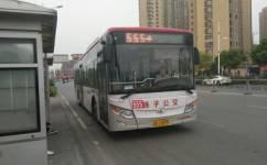 南京555路公交车路线