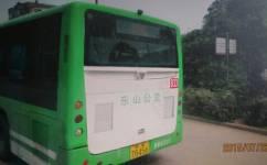 南京833路公交车路线