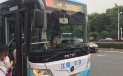 南京140路公交车路线
