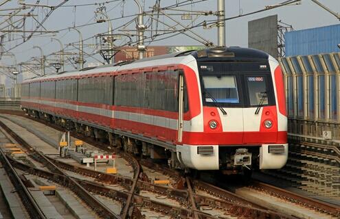 南京地铁2号线路线