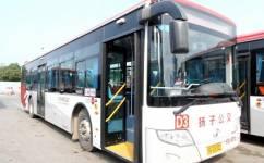南京D3路公交车路线