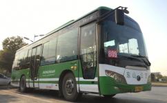 南京809路公交车路线