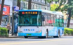 南京65路公交车路线