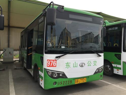 南京976路公交车路线