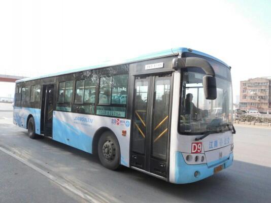 南京D9路公交车路线