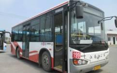 南京199路公交车路线