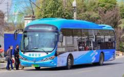 南京153路公交车路线