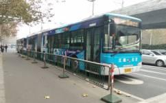 南京100路高峰巴士公交车路线