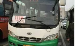 南京高淳111路公交车路线