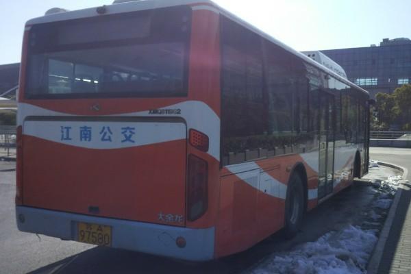 南京64路公交车路线
