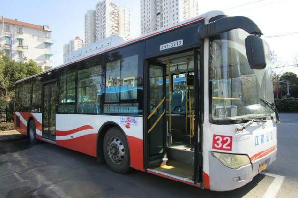 南京32路公交车路线