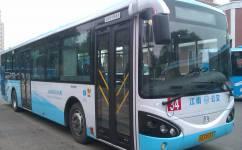 南京34路区间公交车路线