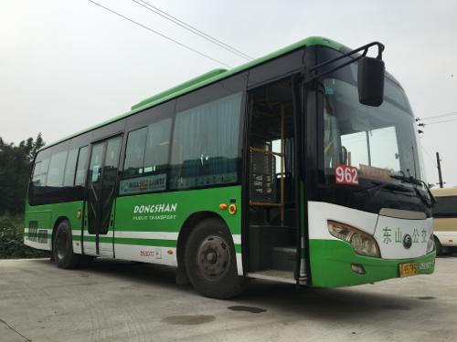 南京962路公交车路线
