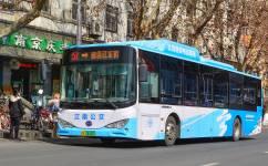 南京57路公交车路线
