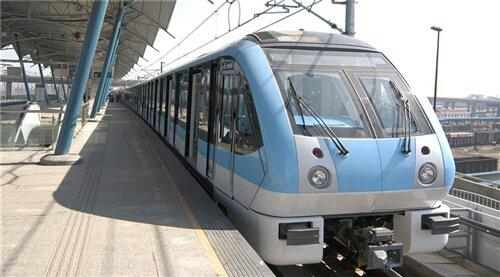 南京地铁1号线路线