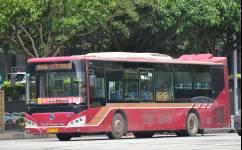 南宁122路公交车路线