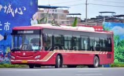 南宁B11路公交车路线