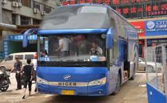 南宁机场1线(火车站线)公交车路线
