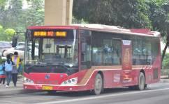 南宁环2路公交车路线