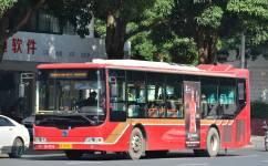 南宁3路(B3)公交车路线