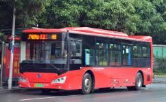 南宁12路公交车路线