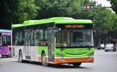 南宁B17路公交车路线