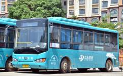 南宁武鸣4路公交车路线