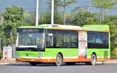 南宁127路(B127)公交车路线