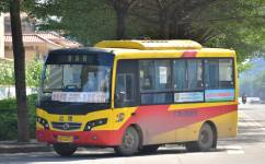 南宁里建105路(里建-水电学院)公交车路线