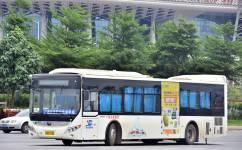 南宁D13路公交车路线