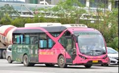 南宁K7路公交车路线