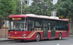 南宁19路(B19)公交车路线