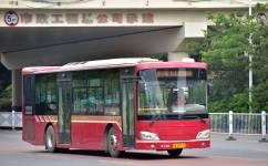 南宁64路公交车路线
