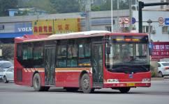 南宁65路区间公交车路线