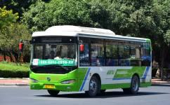 南宁武鸣2路公交车路线