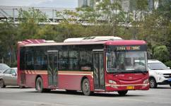 南宁96路公交车路线