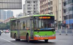 南宁B126路公交车路线