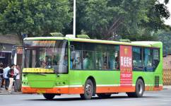 南宁华南城免费专线1公交车路线