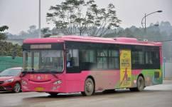 南宁K8路公交车路线