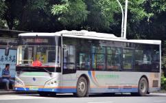 南宁502路公交车路线