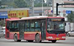 南宁207路公交车路线
