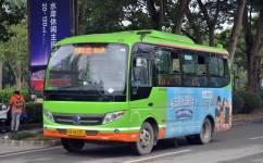 南宁D5路公交车路线