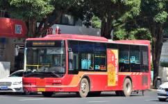 南宁117路公交车路线