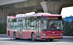 南宁K6路公交车路线