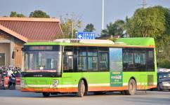 南宁28路(B28)公交车路线