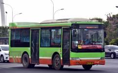 南宁W20路公交车路线