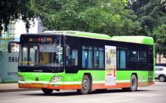 南宁K5路公交车路线